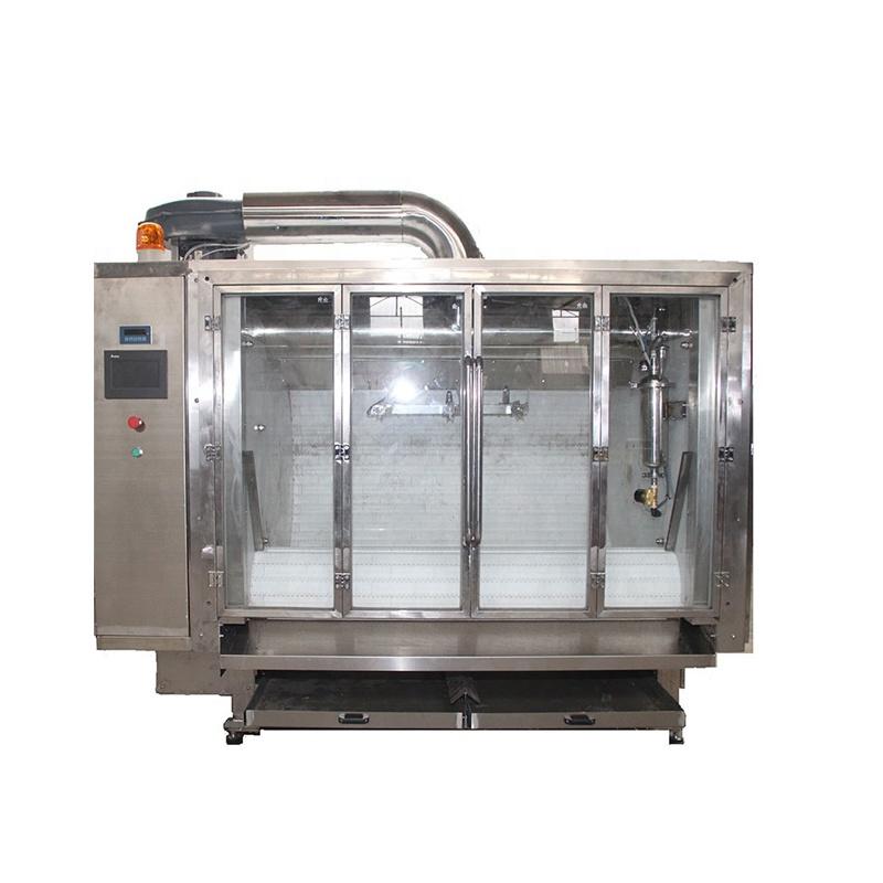 Factory Chocolate Polishing Machine Peanut Coating Machine Food Processing Machinery