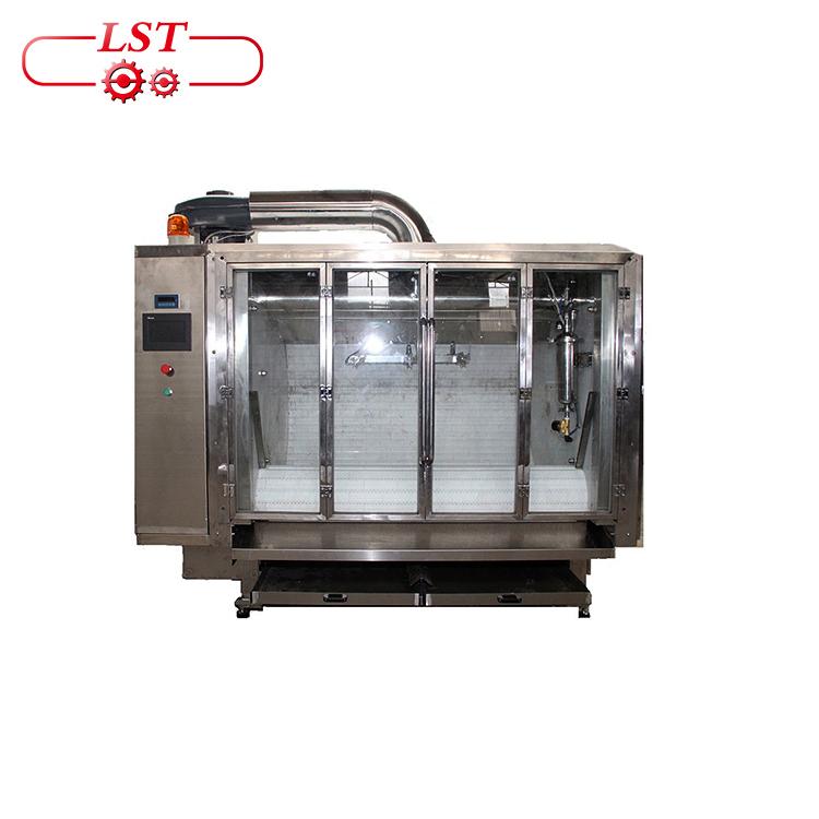 LST Almond/Strawbery/Raisin / Peanut chocolate coating machine chocolate