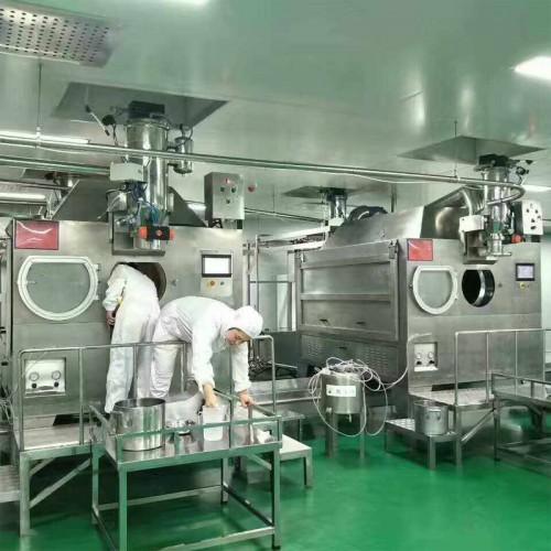 Suger coating machine Chocolate Coating machine Chocolate Production line