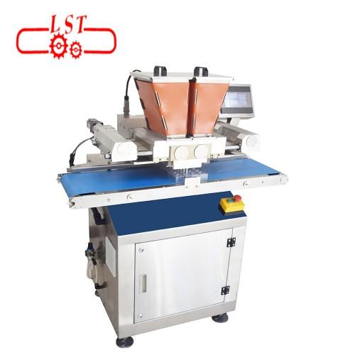 90% Certer Mini Chocolate Machine Chocolate Production Machine Core Filled Snacks Chocolate Machinery