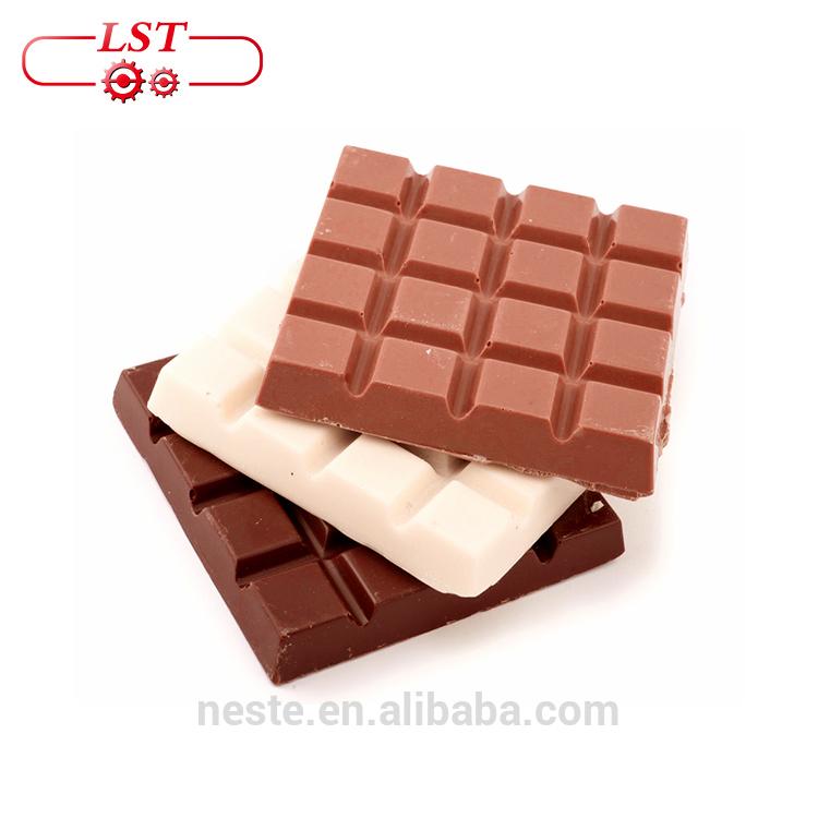 Pure chocolate blocks making machine chocolate moulding machine