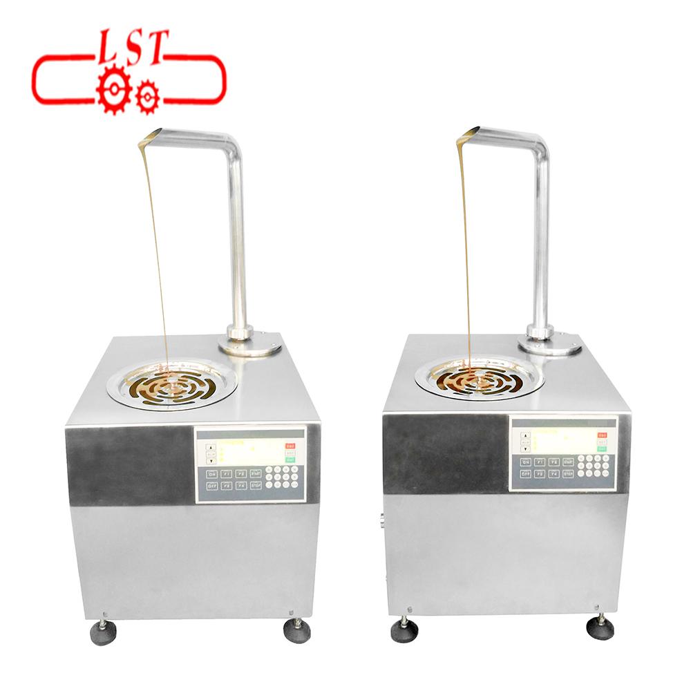 New Design Tempering Machine Ice Cream Chocolate Coating Machine For Sale