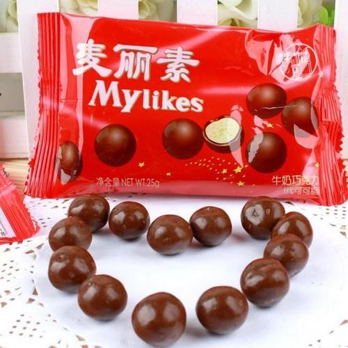 LST mylike milk dark chocolate balls making machine chocolate coating machine