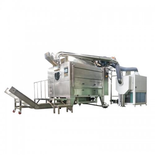 High quality automatic candy chocolate equipment sugar coating machine