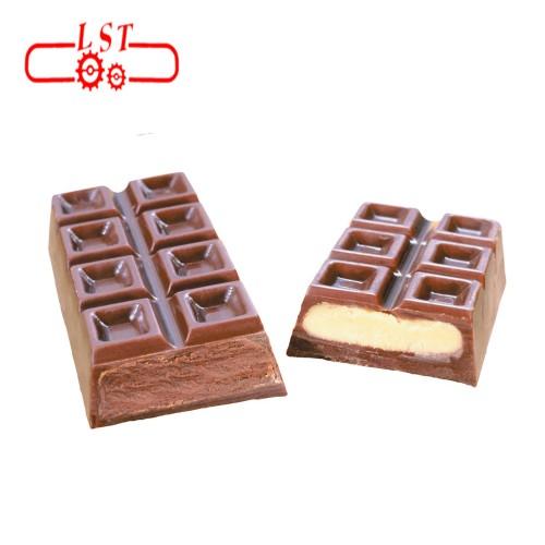 Chinese Factory Hot Sale Full Automatic Chocolate Bar Making Machine