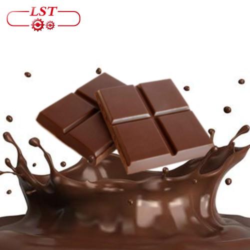 chocolate depositing production line chocolate making machine