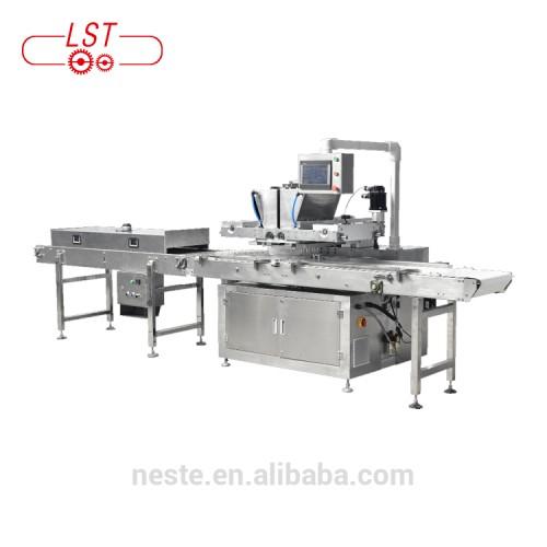 one shot chocolate machine chocolate depositor machine auto chocolate molding line