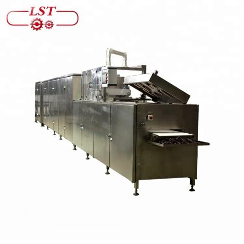 China big factory automatic chocolate machine bar making production line machine