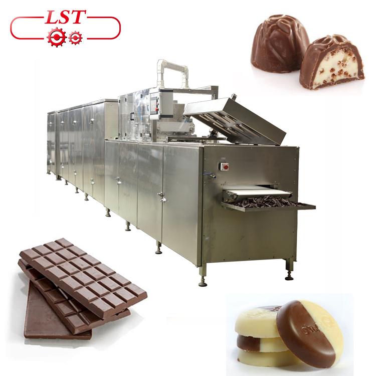 chocolate factory machines chocolate molding line