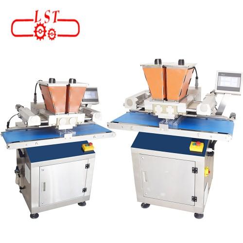 Small and medium production factory  auto chocolate depositor machine