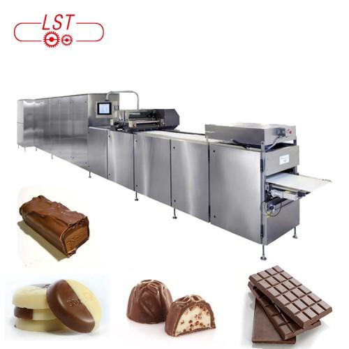 Professional automatic chocolate filling food machine chocolate maker machine