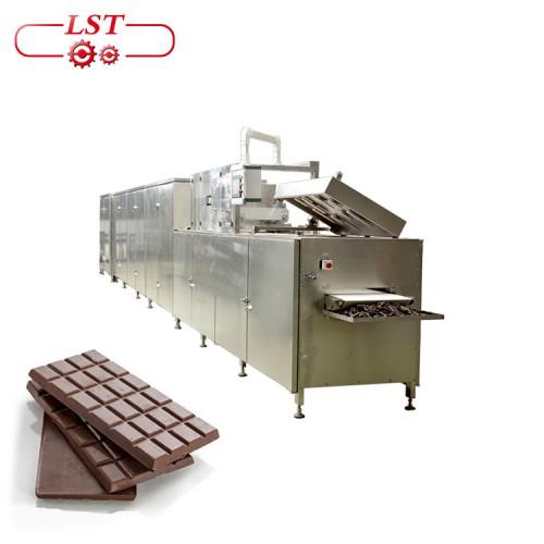 Automatic milk chocolate making machine chocolate production line