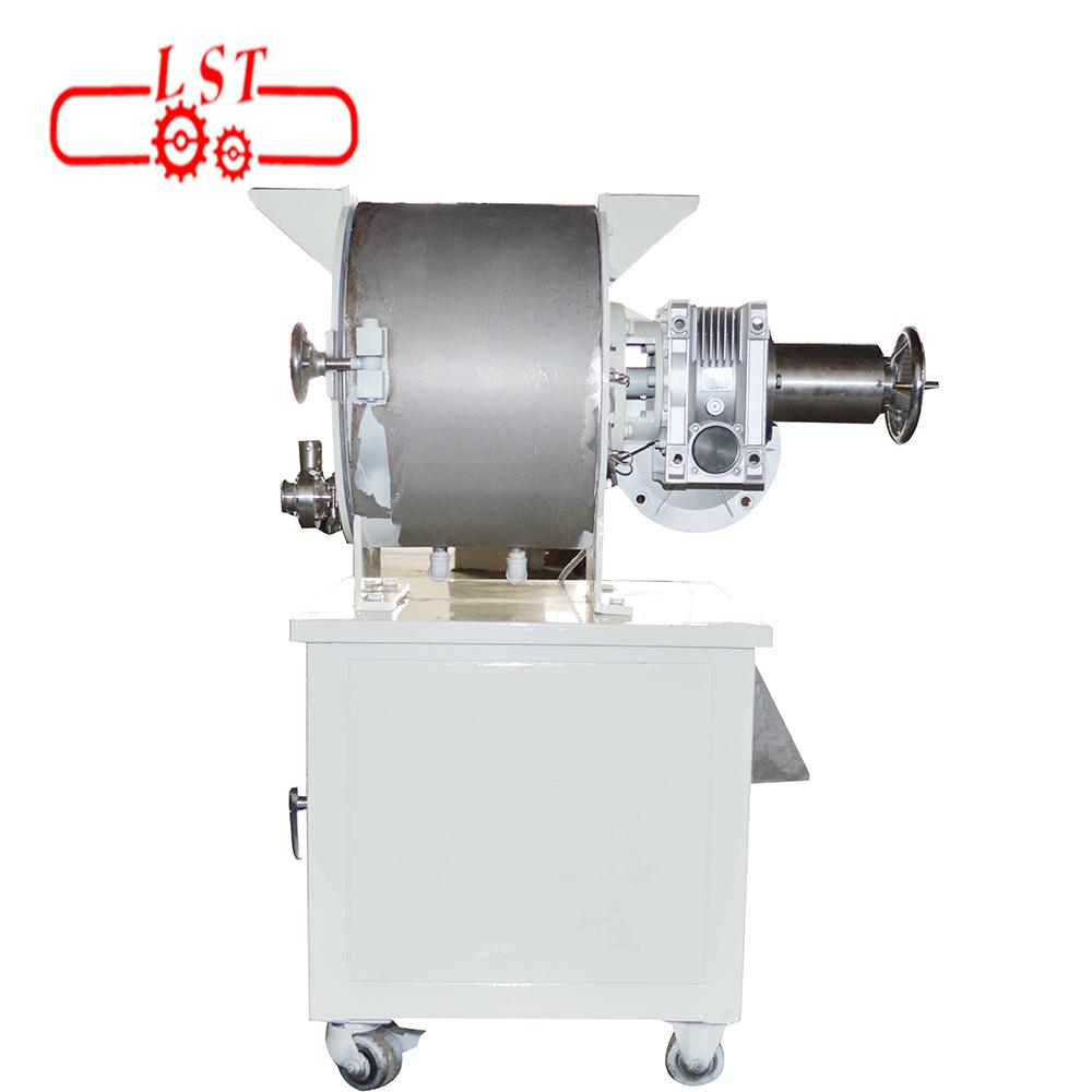 Factory supplied 20L auto small chocolate conche machine