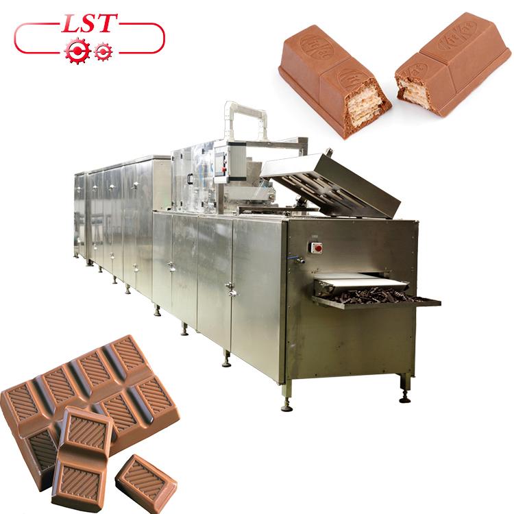 Factory used big chocolate making machine production line