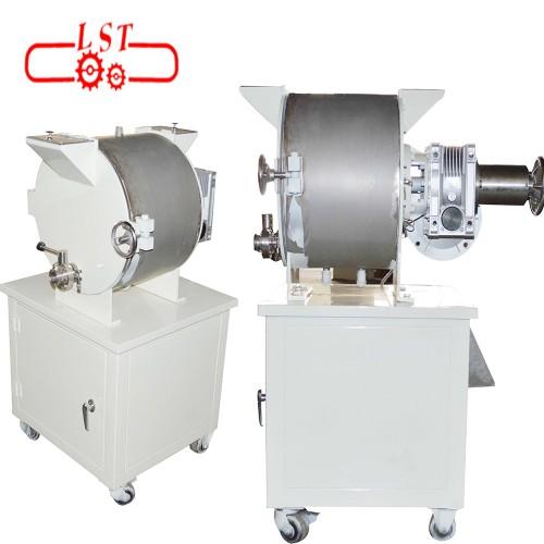 20-25um fineness auto small chocolate refining machine factory in China
