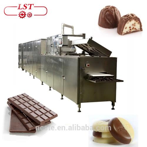 Chocolate Teeming Factory Equipment Chocolate Pouring Forming Machine Chocolate Factory Machine