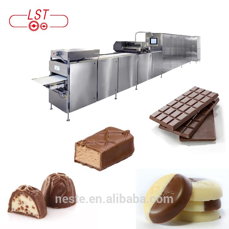 Automatic Chocolate Moulding Machine Chocolate Molding Line