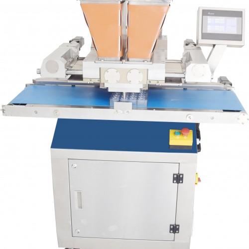 Cheap Chocolate Molding Machine Automatic Mini Chocolate Making Machine Candy Depositing Machine