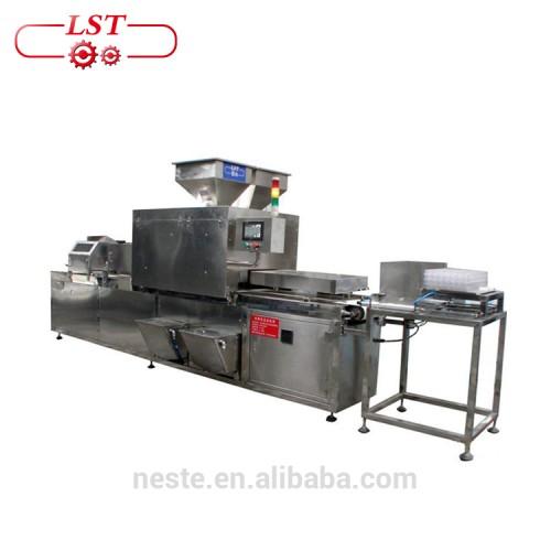 Full Automatic Crisp rice chocolate production line Crispy peanut chocolate