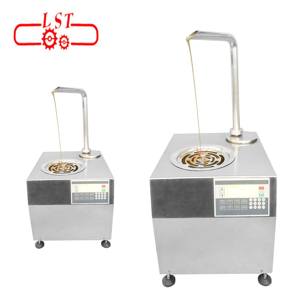 8kg auto mini chocolate melting tempering machine prices