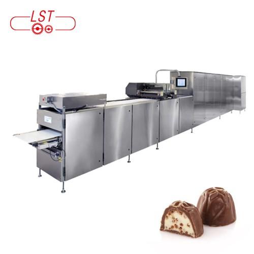 Kit Kat chocolate production line chocolate molding machine