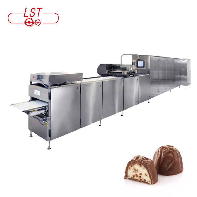 Kit Kat chocolate production line chocolate molding machine Featured Image