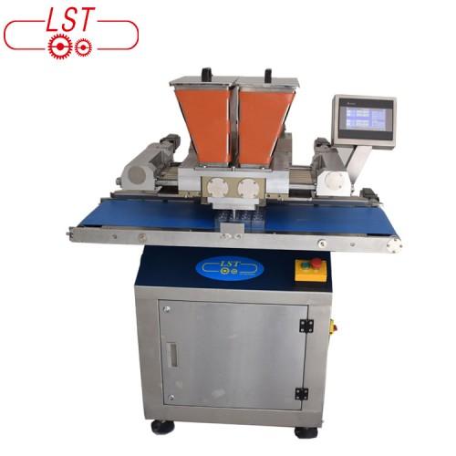 Automatic one shot chocolate making machine chocolate depositor depositing making machine