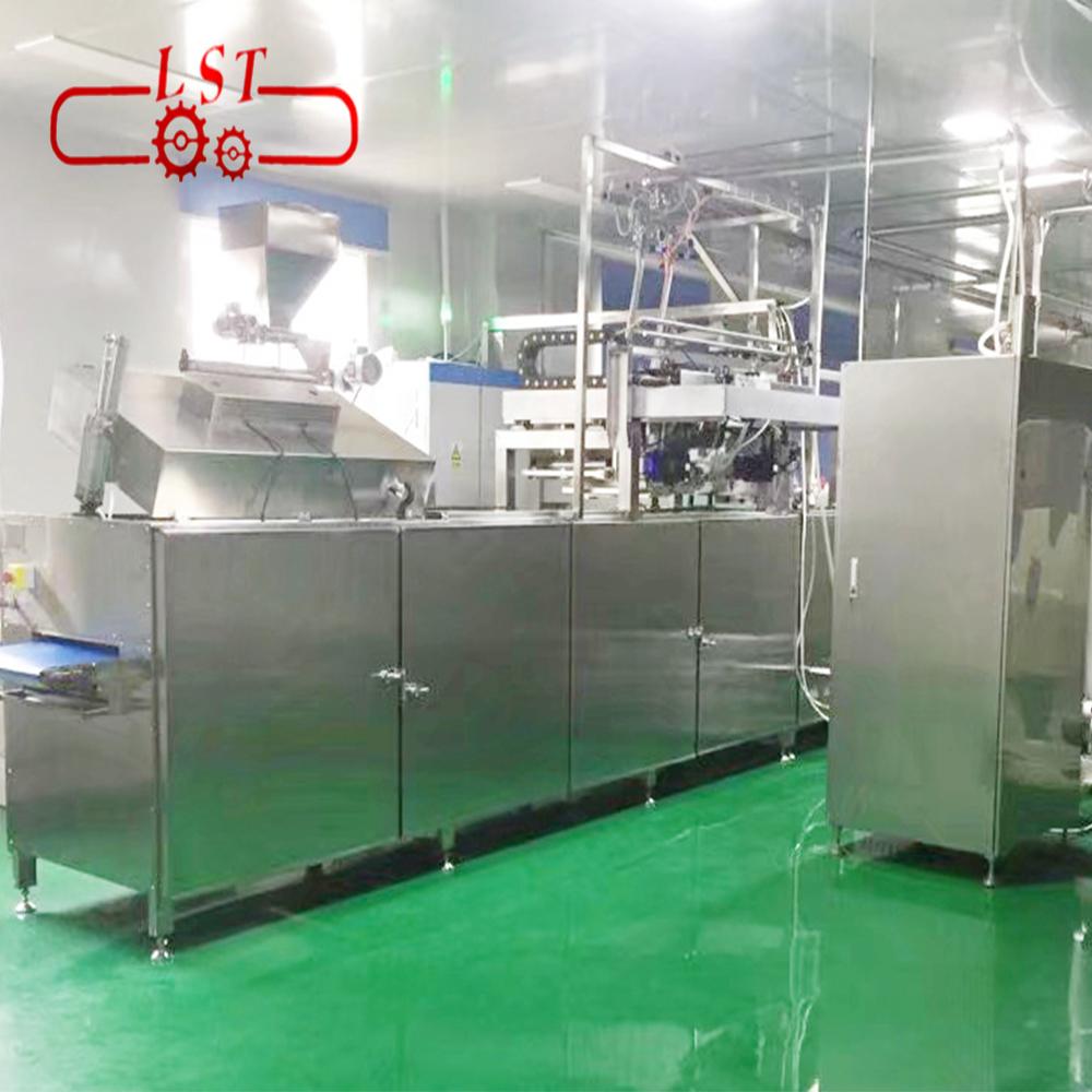Factory Supply Chocolate Depositing  Machine Automatic Chocolate Machine Production Line
