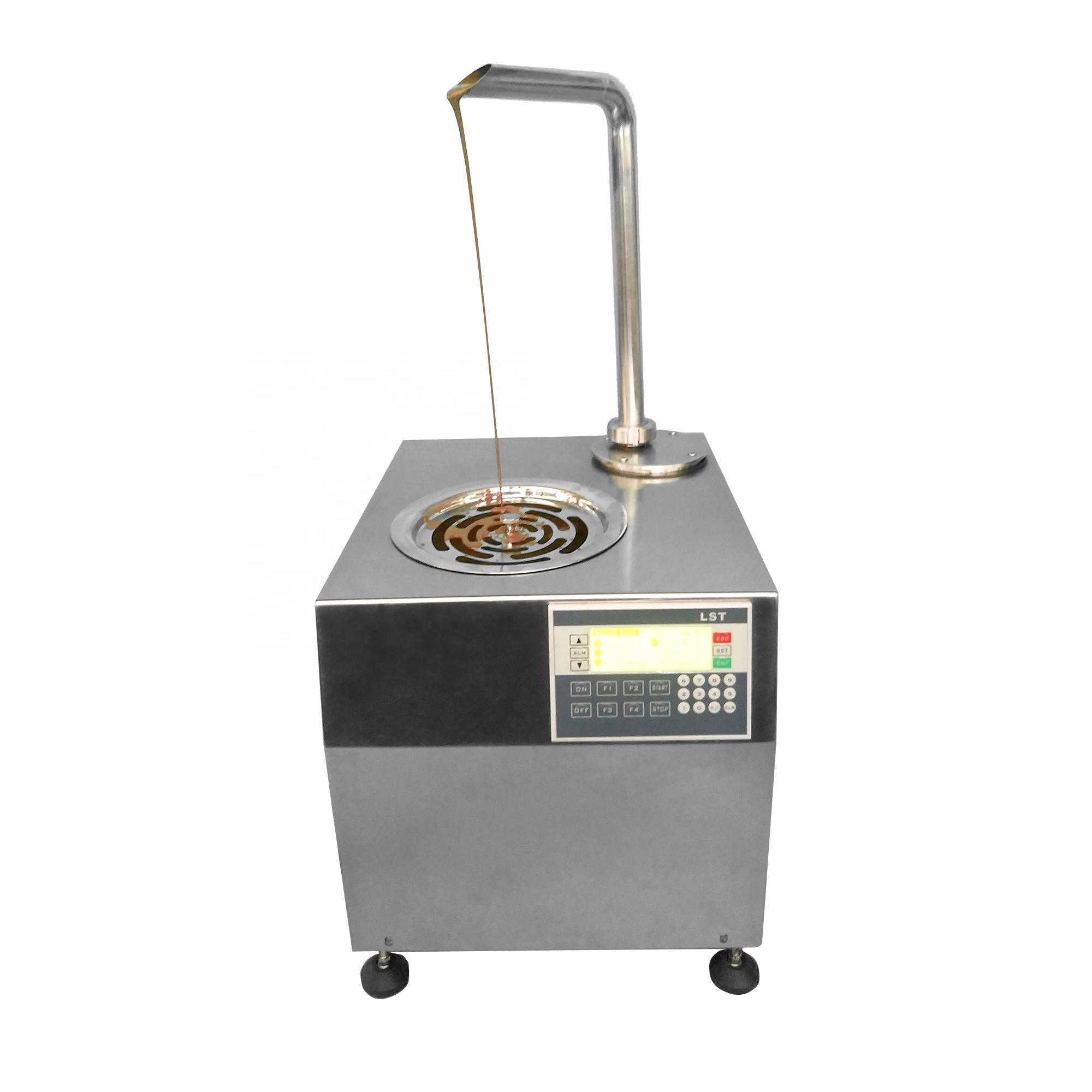 New Design 5.5 L Chocolate Tempering Machine Small Chocolate Tempering Machine Chocolate Dispensing Machine
