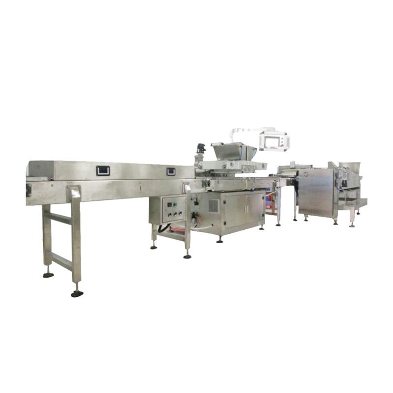 China Automatic 3D Chocolate Depositing Line Chocolate Manufacturing Machine